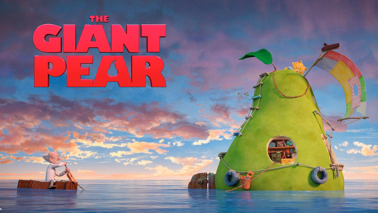 The incredible story of the giant pear